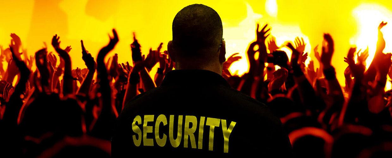 Segurança Eventos